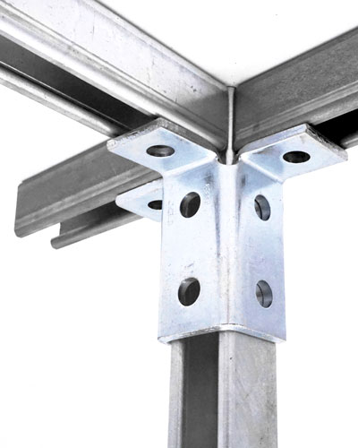 "1-5/8"" Unistrut Metal Framing"